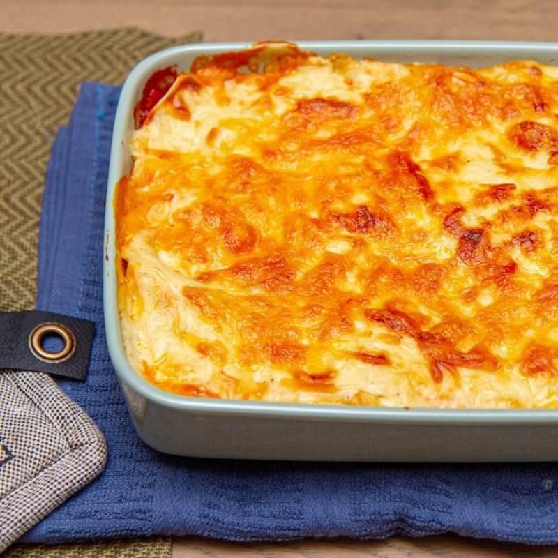 Billig lasagne