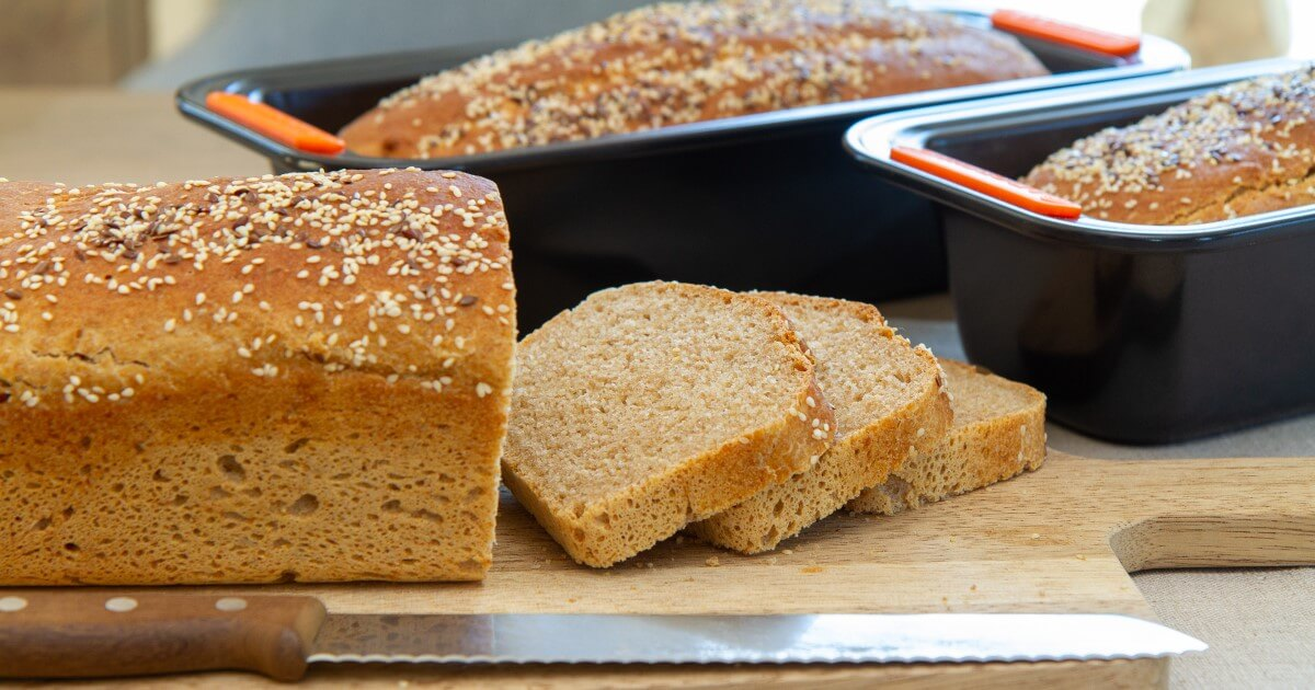 Grove brød med havrekli