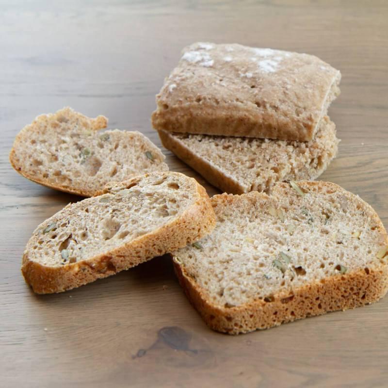 Tørt brød