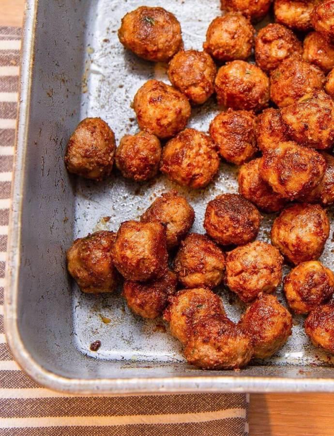 Spanske kjøttboller