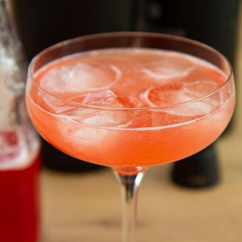 Rabarbra gin