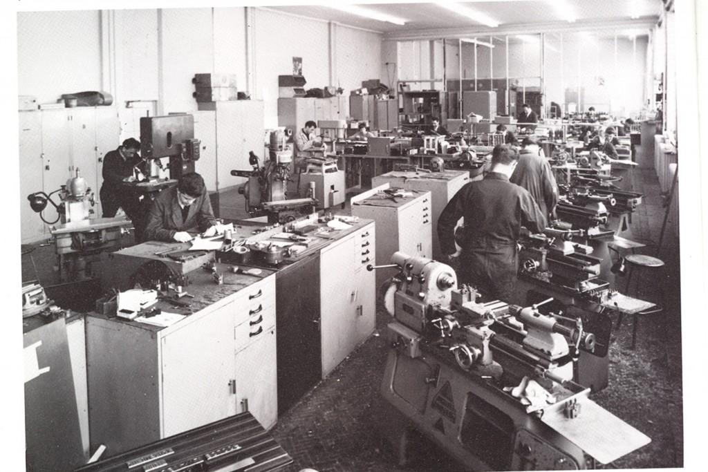 Werkplaats-Geb-G-Radio Kootwijk