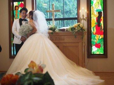 ジャンポケ太田がハワイで結婚式!妻となった近藤千尋と幸せコメント