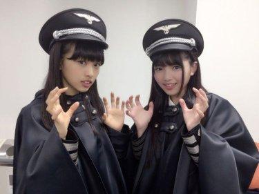 欅坂46の衣装がイギリスでナチス・ドイツの軍服と大批判!(画像)