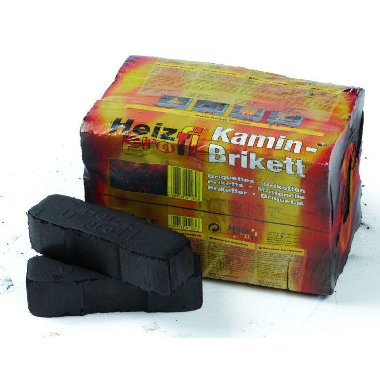 briquettes de lignite Image