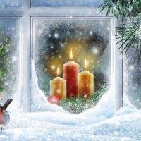 Загадки про морозный узор на окне для детей