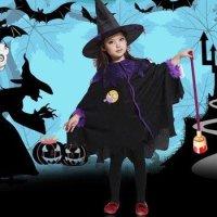 Стихи на Хэллоуин для дошколят и школьников