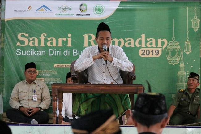 Ceramah PT BSI Awali Safari Ramadan ke 10 Masjid dan Mushala