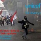 UNICEF Soroti Tindakan Represif Kepolisian Terhadap Pelajar STM