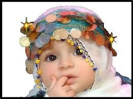 Kombinasi Untaian Nama Bayi Perempuan Islami 3 suku kata