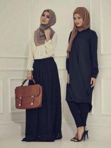 Kumpulan Gaya Jilbab Modern Untuk Bekerja6
