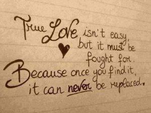 Puisi Galau Tentang Cinta Sejati