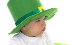 Nama Bayi Irlandia Pilihan Terbaik