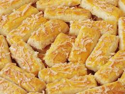 Resep Kue Kering Keju Sederhana