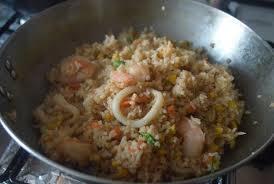Resep Nasi Goreng Seafood Enak Dan Lezat