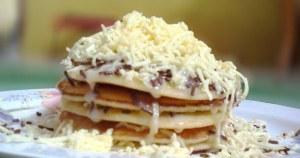 Resep Pancake Keju Istimewa