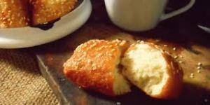 Resep Roti Goreng Wijen Nikmat