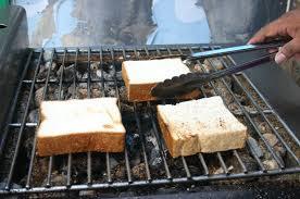 Roti Bakar Spesial dan Mantap