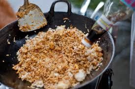 Cara Membuat Nasi Goreng Cakalang Sederhana dan Gampang