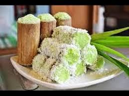 Resep Kue Putu Aren Bambu Istimewa dan Mantap
