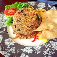Resep Nasi Goreng Cakalang Sederhana dan Gampang