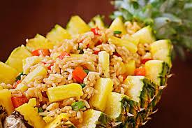 Resep Nasi Goreng Nanas Spesial dan Praktis