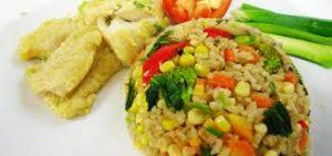 Resep Nasi Goreng Sayuran Istimewa dan Enak