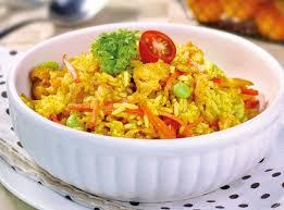 Resep Nasi Goreng Kuning Mudah dan Praktis