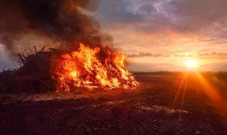 Arti Mimpi Kebakaran