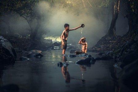 Arti Mimpi Mandi Di Sungai