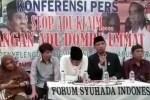Stop Adu Klaim, TNI Jangan Tambah Kegaduhan Dengan Show Of Force