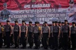 Kapolres Metro Jakpus: Anggota TNI-Polri Tidak Gunakan Senjata Api