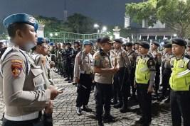 TNI- Polri Gelar Patroli Gabungan di Kawasan Monas