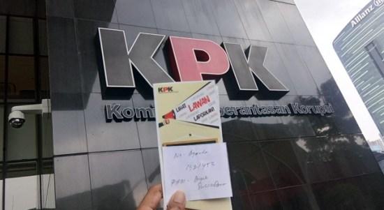 AMPB Dorong KPK Untuk Ungkap Dugaan Korupsi APBD 2018 Kota Sorong