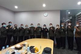 Tindak Lanjuti Inpres, Anggota Dewas Kunjungi Kantor BPJS Ketenagakerjaan Cabang Serang