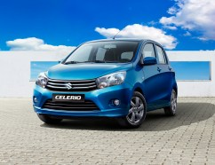 Suzuki Celerio Raih Pehargaan The Best City Car