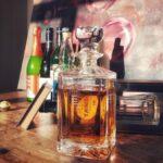 Cómo organizar el bar de tu casa como un adulto sofisticado