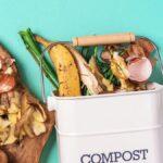 Por qué debería forrar su contenedor de compostaje con toallas de papel