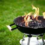 Cómo mantener su parrilla de carbón caliente como el infierno