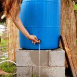 Cómo construir su propio barril de lluvia