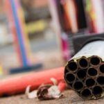 Cómo desechar de forma segura los fuegos artificiales