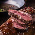 ¿Cuándo exactamente debería picar un bistec?