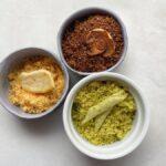 Haga polvos vegetales versátiles con vegetales liofilizados