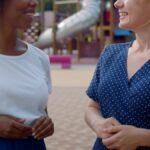 Esta prueba de compatibilidad puede ayudar a los nuevos padres a hacer (y conservar) los amigos que tanto necesitan