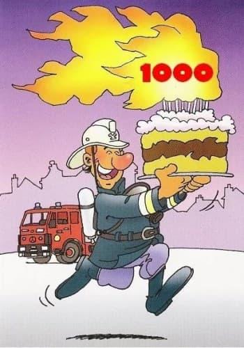 Простым карандашом, открытки с днем рождения пожарного