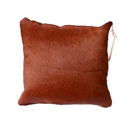 Kopude brun og hvid - Det Lille Læderi