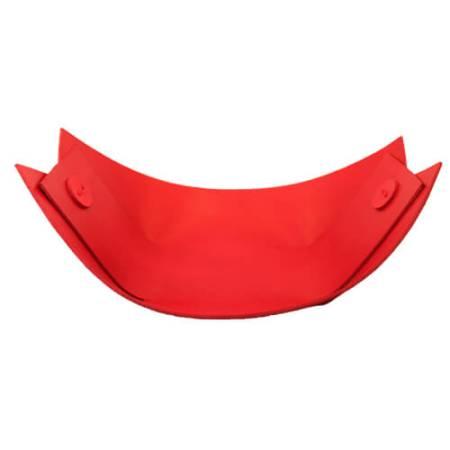 Nøddefad rødt - Det Lille Læderi