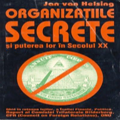 ORGANIZAŢIILE SECRETE ŞI PUTEREA LOR ÎN SECOLUL XX