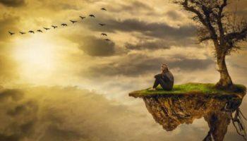 SOLITUDINEA - un act cu totul conştient şi deliberat