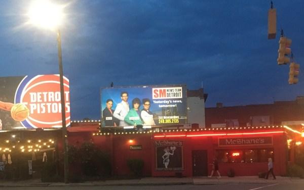 corktown billboard